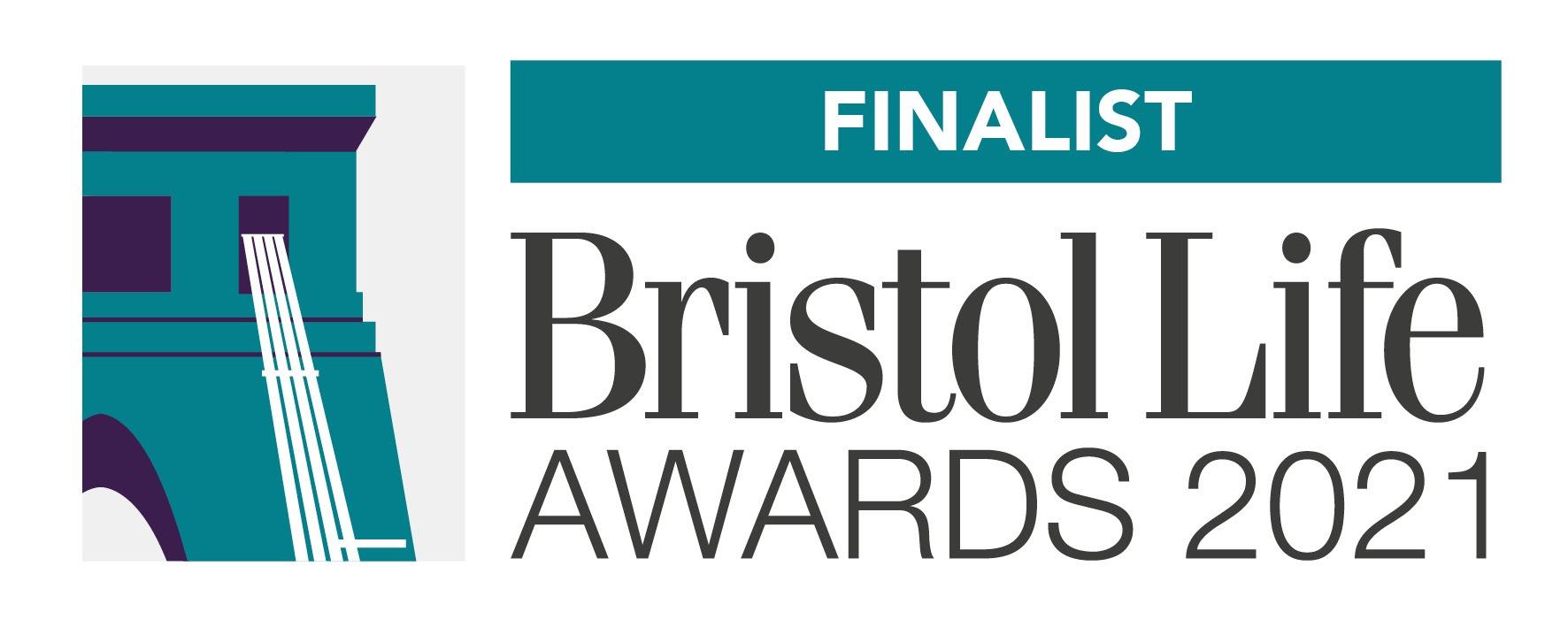 Bristol Life Awards Finalist logo