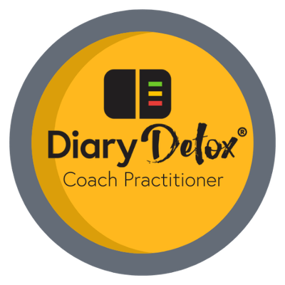 Diary Detox Limited - Diary Detox® Coach Practitioner - 2021-07-07